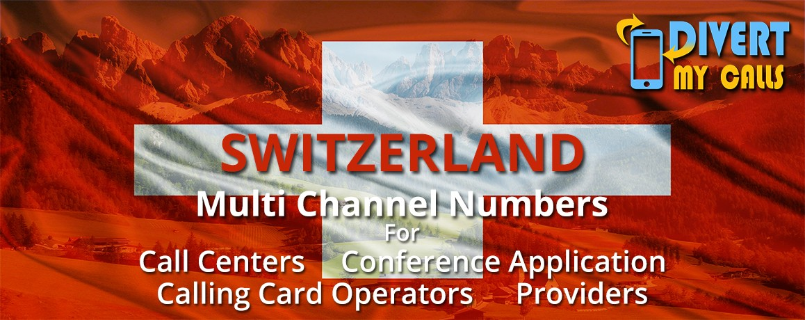 Switzerland  Virtual Phone Number|unlimited channels|No Local Address Proof