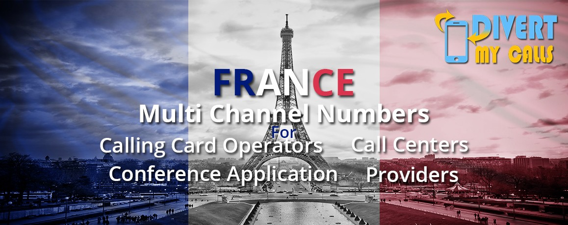 France Virtual Phone  Numbers |unlimited channels|No Local Address Proof